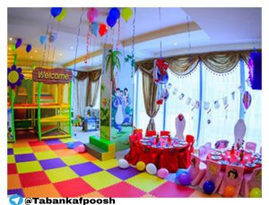 فروش کفپوش اتاق کودک