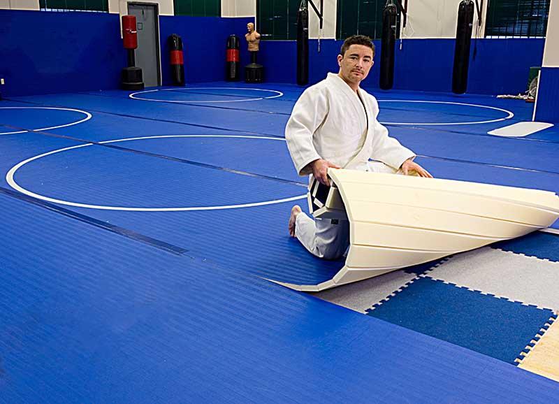 خرید تاتامی کاراته