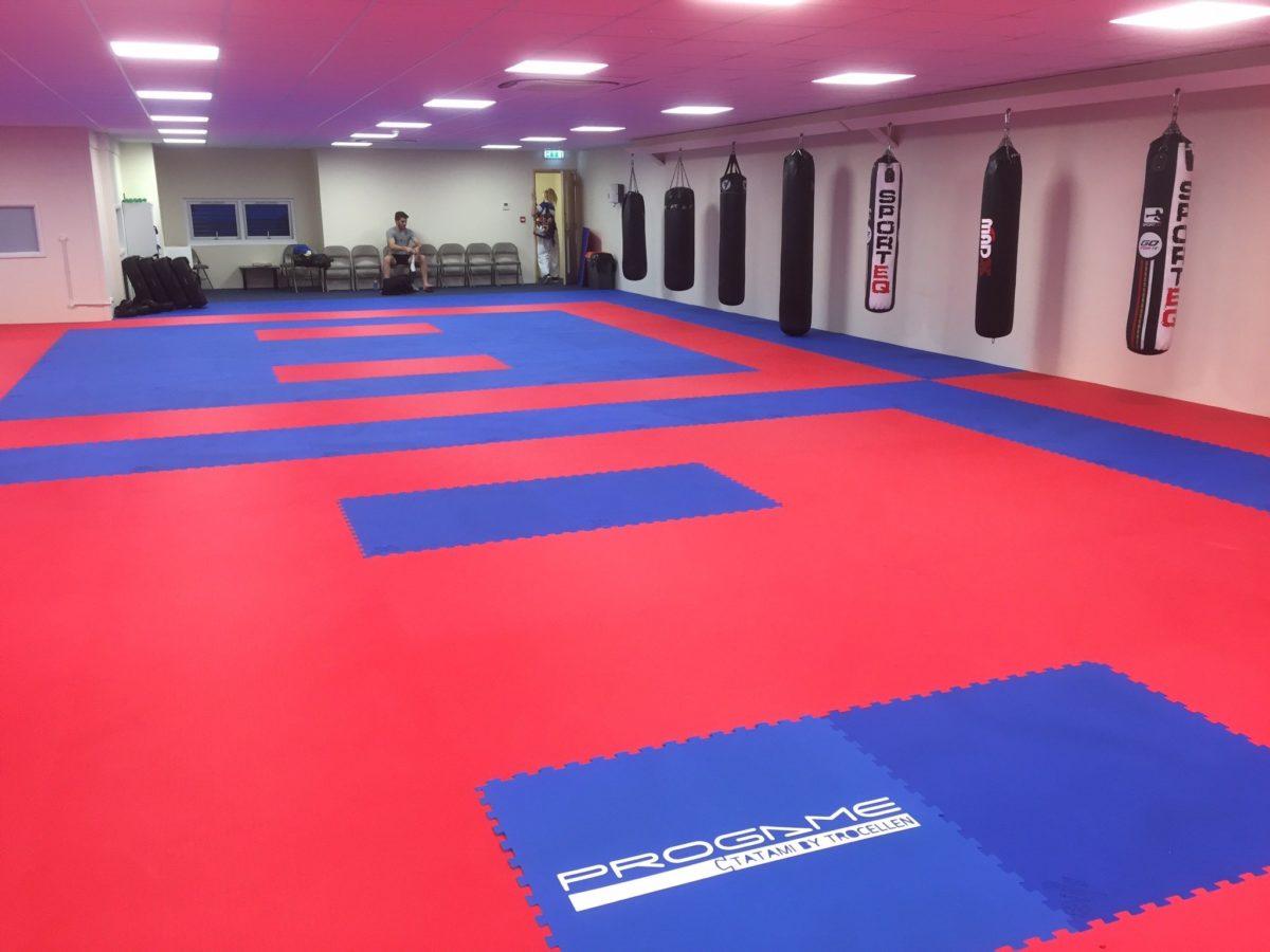 فروش تاتامی کاراته