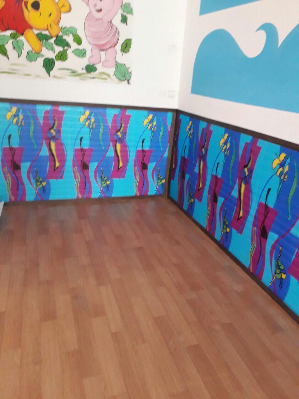 فوم دیوارپوش مهدکودک